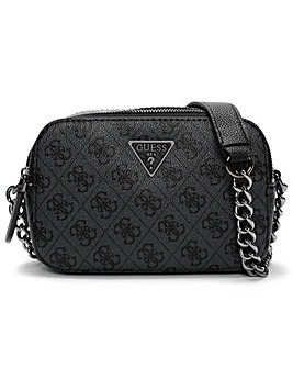 Guess Noelle II Signature Logo Camera Bag