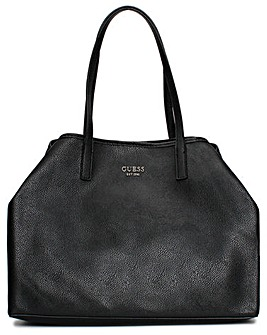 Guess Large Vikky Smooth Tote Bag