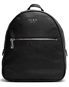 Guess Vikky Pebbled Backpack
