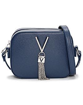 Valentino Bags Divina Pebbled Camera Bag