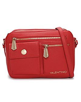 Valentino Bags Casper Pebbled Shoulder Bag