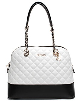 Guess Illy Quilted Shoulder Bag