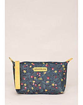 Brakeburn Summer Berry Small Washbag