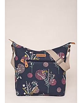 Brakeburn Meadow Flowers Hobo Bag