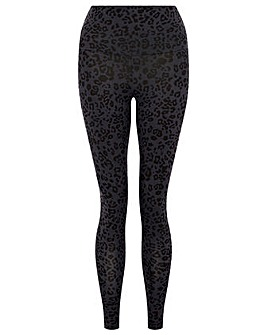 Monsoon Animal Printed Jersey Legging