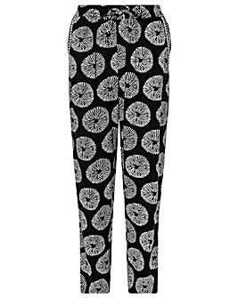 Monsoon ASHOKA CIRCLE PRINT TROUSER