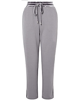 Monsoon Laurie Stretch Velour Trouser