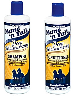 Mane n Tail Deep Moisturising Shampoo & Conditioner Set
