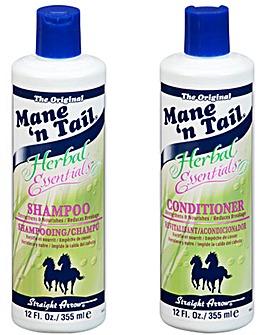 Mane n Tail Herbal Essentials Set