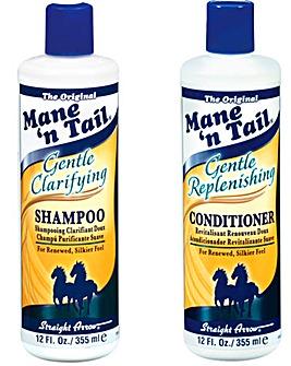 Mane n Tail Clarifying Duo Set