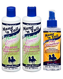 Mane n Tail Herbal Essentials Trio Set