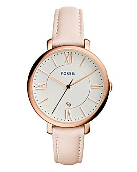Fossil Ladies Jacqueline Rose Watch