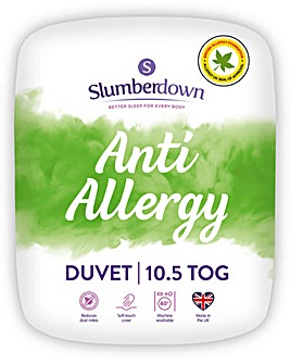 Slumberdown Anti Allergy Duvet 10.5 Tog