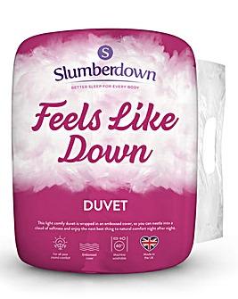 Slumberdown Feels Like Down Duvet 10.5 Tog