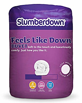 Slumberdown Like Down Duvet 10.5 Tog