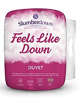 Slumberdown Feels Like Down Duvet 13.5 Tog