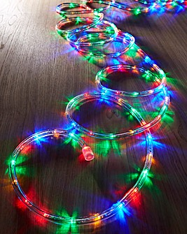 Multi LED Rope Light