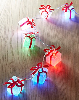 Parcel Battery Operated String Lights