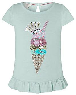 Monsoon Izzy Ice Cream Top