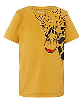 Monsoon Digbee Pocket Giraffe Tee