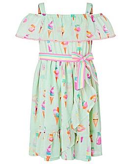 Monsoon Vera Ice Cream Dress