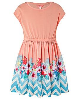 Monsoon Kendra Jersey Dress