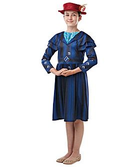 Disney Girls Mary Poppins Costume