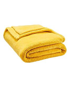 Cuddle Fleece Throw