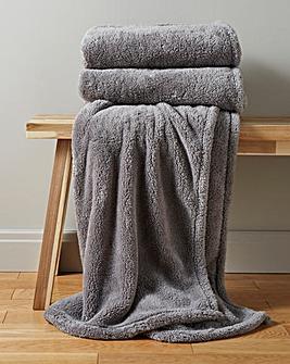 Supersoft Cuddle Fleece Throw