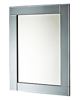 Smoked Grey Bevelled Mirror