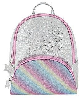 Accessorize Glitzy Mini Backpack