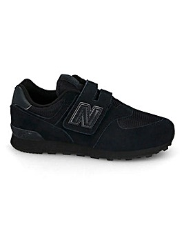 New Balance 574 Velcro Trainers