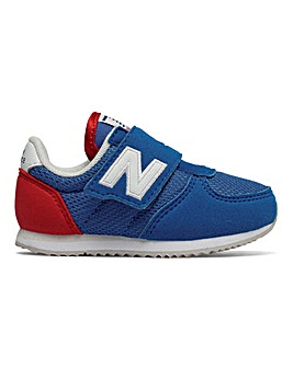 New Balance 220 Velcro Trainers