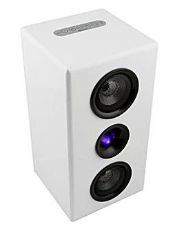 Steepletone Bluetooth Speaker - White