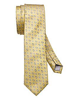 Williams & Brown London Silk Tie Long