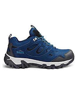 Snowdonia Mens Walking Shoes Standard Fit