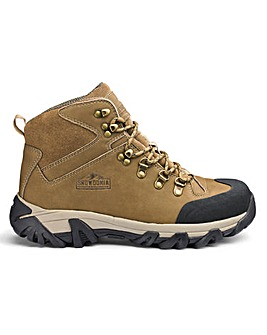 Snowdonia Mens Nubuck Walking Boots