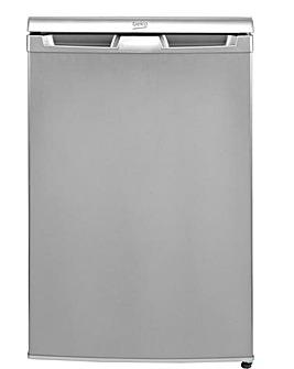 Beko Under Counter Freezer Silver