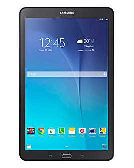 Samsung Galaxy Tab E 9.6in WiFi Black
