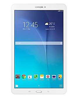 Samsung Galaxy Tab E 9.6in WiFi White