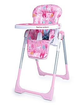 Cosatto Noodle Supa 0+ Highchair - Unicorn Land