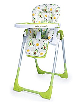 Cosatto Noodle Supa 0+ Highchair - Strictly Avocados