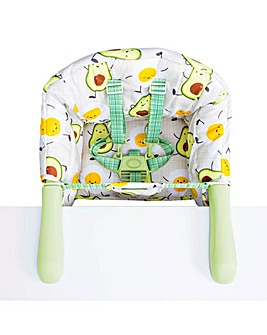 Cosatto Travel Table Chair Avocados
