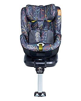 Cosatto Come and Go I-Rotate RAC Car Seat - Nordik