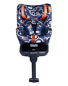 Cosatto I-Rotate RAC Car Seat Road Trip