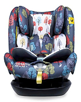 Cosatto All in All Car Seat Harewood