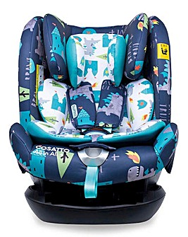 Cosatto All in All Car Seat Dragon