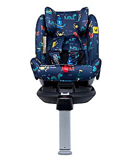 Cosatto All in All Rotate Group 0+123 Car Seat - Sea Monsters