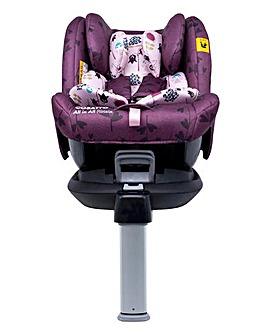 Cosatto All in All Rotate Group 0+123 Car Seat - Fairy Garden