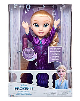 Frozen II Into the Unknown Elsa Doll